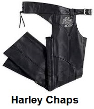 Harley motorcycle chaps