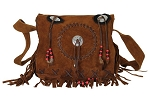 Womens Western Style Leather Purse