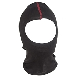 Black Cotton Motorcycle Full Face Mask