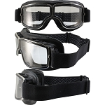 Foam Padded Biker Goggles Photochromic Lens