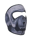 Skull with Fangs Neoprene Face Mask