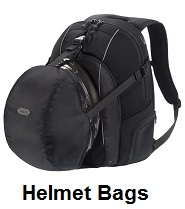 motorcycle helmet bags backpacks