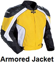 mens armored motorcycle jackets