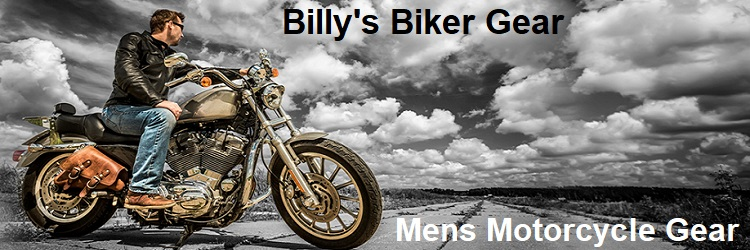 mens motorcycle gear billys biker gear