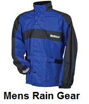 mens motorcycle rain gear