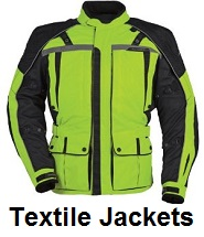mens textile motorcycle jackets