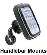 motorcycle handlebar mounts