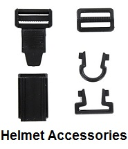 motorcycle helmet accessories