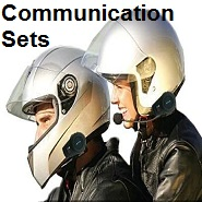 motorcycle helmet communication sets