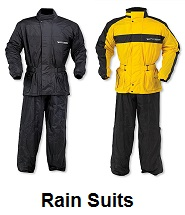 motorcycle rain suits