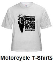 motorcycle t shirts