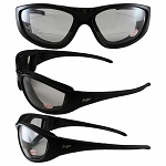 Clear Motorcycle Sunglasses Goggles 1.0 Bifocals
