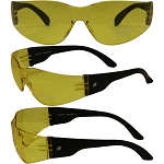 Motorcycle Sunglasses Yellow Lenses Pigeon