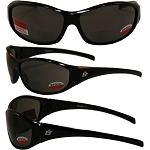 Motorcycle Sunglasses 1.0 Bifocal Smoke Lenses