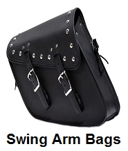motorcycle swing arm bags