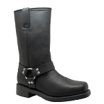 1446 Men's W/P Leather Harness Boots
