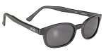 20010 KD's Sunglasses Matte Black Frame Smoke Lenses