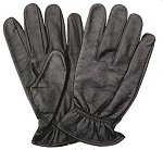 Leather Vented Unlined Driving Gloves