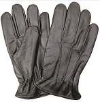 Women's Leather Lined Driving Gloves