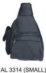 Ladies Plain Small PVC Back Pack