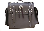 Studded Motorcycle Sissy Bar Travel Bag