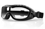 Bobster Night Hawk Fit Over Goggles Clear Lens