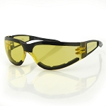 Bobster Shield II Sunglasses Yellow Lenses