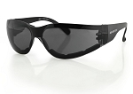 Bobster Shield III Sunglasses Smoke Lenses