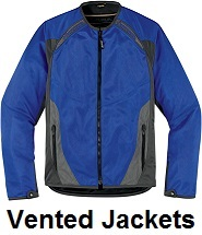 vented motorcycle jackets