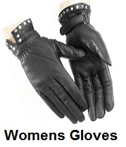 womens biker gloves