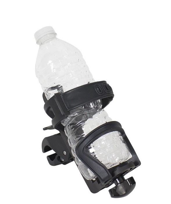 Adjustable Motorcycle Handlebar Bottle Drink Holder