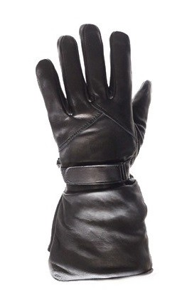 Long Summer Gauntlet Motorcycle Riding Gloves