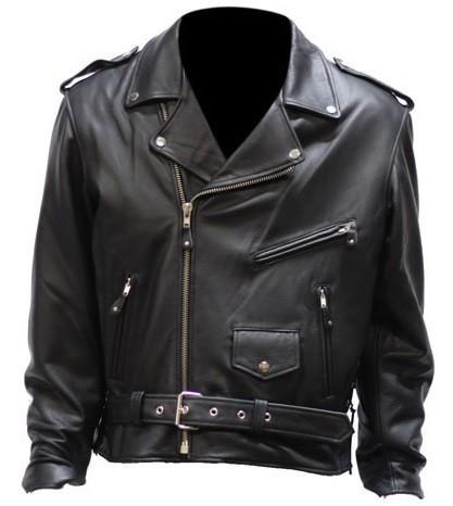 21c522200ee Men s Leather Motorcycle Jacket