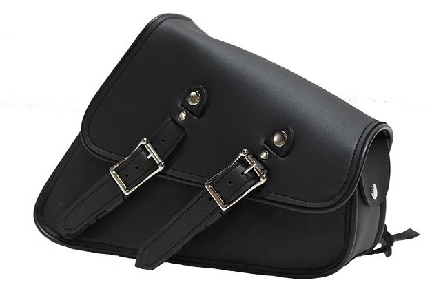 Universal Motorcycle Swing Arm Bag Left Side
