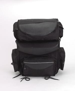 Large Motorcycle Sissy Bar Bag For Travel