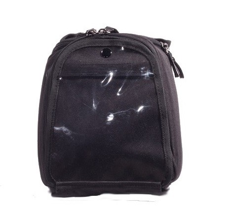 Magnetic Motorcycle Tank Bag with Window